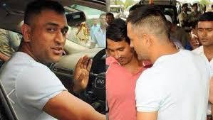 hairstyles new ealand photo ms dhoni s new hairstyle post india vs bangladesh 2015 odi