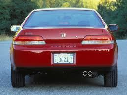 Honda Prelude 1997 Pictures Information U0026 Specs