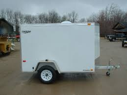 what to look for in small enclosed cargo trailers industrial focus