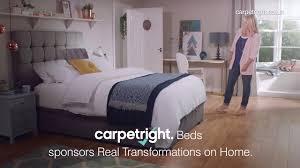 Carpetright Laminate Flooring Reviews Lucy Alexander Beds Carpetright Uktv Sponsorship Ad Youtube