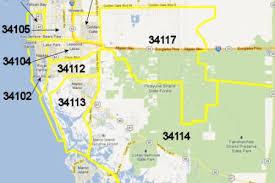 map of naples fl map of naples fl zip codes