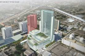 downtown miami site for 1700 room convention center hotel expected