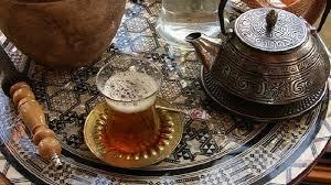 Teh Mint berkhasiat melangsingkan tubuh ini tips konsumsi teh hijau yang