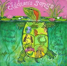 children s songs susie tallman rock me baby records