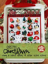 how to make a cookie sheet christmas countdown live craft eat