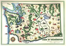 Washington State County Map by Washington Secretary Of State Legacy Washington Washington