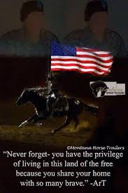 Horse With American Flag 121 Best Horses By Montana Horse Trailers Images On Pinterest