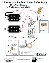 2 pickup wiring diagram 2 wiring diagrams instruction
