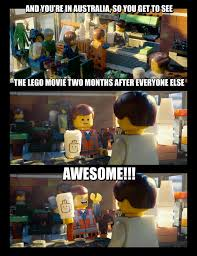 Lego Movie Memes - the lego movie sequel is confirmed for 2017 the reel bits
