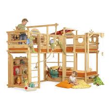 Woodland Bunk Bed Bunk Bed Contemporary Child S Unisex El Dorado