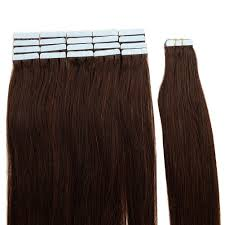 Brown Hair Extensions by Bhf Tape In Hair Extensions 20