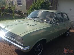 modified muscle cars vauxhall viva sl 90 deluxe hb 2 door 1969 hotrod custom modified