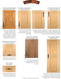 kitchen cabinet door styles options 29 with kitchen cabinet door