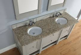 Bathroom Vanity Counter Top by Abstron 72 Inch Dove Grey Finish Bathroom Vanity Stone Countertop