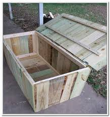 Outdoor Patio Storage Bench Plans by How To Construct An Outdoor Storage Cabinet Front Yard