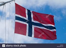 dh norwegian flag flag norway red background with white and blue
