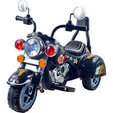 lil rider 3 wheel chopper battery powered ride on motorcycle