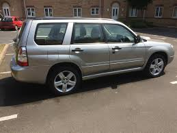used 2006 subaru forester xt turbo for sale in shropshire
