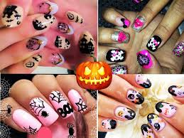 halloween nail art 2014 ideas ikifashion