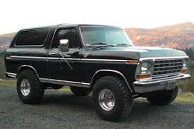 79 Ford Bronco Interior The History Of The 1966 79 Bronco Macs Auto Parts