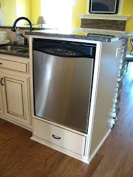 base cabinet for dishwasher kitchen cabinet dishwasher buy large size of sink overlooks the