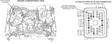 mustang wiring harness diagram wiring diagrams for diy car repairs