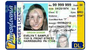Pennsylvania travelers checks images In january 2018 pennsylvania driver 39 s license not valid id for jpg