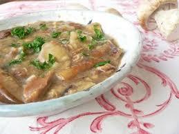 cuisiner des cepes frais recette sauce de cèpes 750g