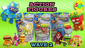 grossery gang action figures series 3 wave 2 putrid power