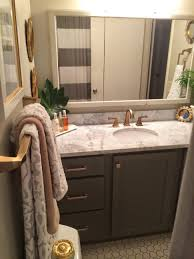 Bathroom Cabinets  Champagne Bronze Cabinet Hardware Fixture - Bronze kitchen cabinet hardware