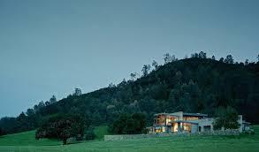 net zero spring ranch boasts enviable views of california u0027s