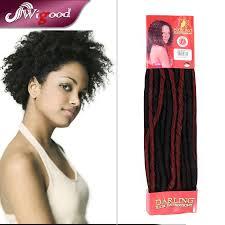 soft dread hair lengths darling soft dread lock synthetic hair extensions 30 15bundles