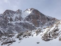 longs peak mountain information