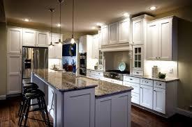 one wall kitchen with island kitchen design ideas modern one wall kitchen design with