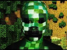 Minecraft Creeper Halloween Costume Creeper Minecraft Makeup Tutorial