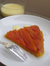 cuisiner la papaye tarte tatin à la papaye teatime gourmand