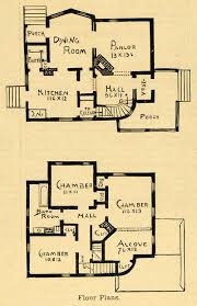 floor plans for victorian homes architecture tagged