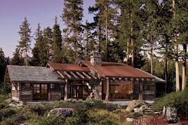 one story log home floor plans wonderful one story log house plans images ideas house design