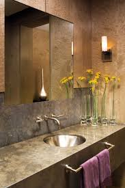 Elegant Powder Room A Perfectly Composed Masterpiece