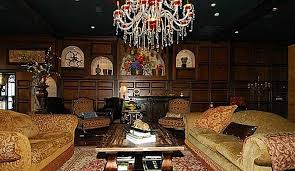 the greatest design interior of michael jackson house decoration
