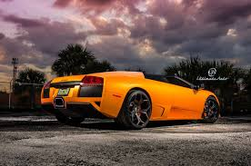Lamborghini Murcielago Lp640 4 - lamborghini murcielago lp640 roadster by ultimate auto gtspirit
