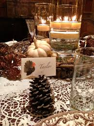 thanksgiving table place cards rustic elegant thanksgiving table wed memphis wedding planner