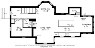 homes for sale with floor plans for sale an house in cambridge updated for a generation