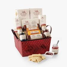 Summer Gift Basket Hickory Farms Savory U0026 Sweet Holiday Gift Basket Hickory Farms
