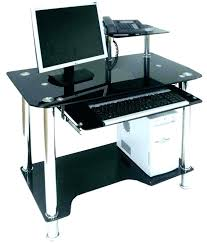 Glass Computer Corner Desk Black Computer Corner Desk Cheap Computer Desk For Gaming Desk