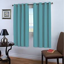 Noise Reduction Drapes Amazon Com Blackout Curtains Panels For Bedroom Ultra Soft