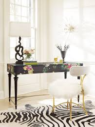 Floral Desk Accessories Cynthia Rowley Cosmic Black Floral Desk Accessories Wants It