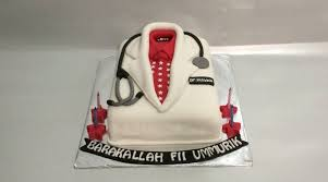 doctor uniform cake fondant how to make birthday cake easy free