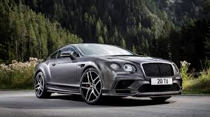 matte bentley 2017 bentley continental supersports revealed with 700 hp and 750