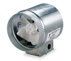 duct booster fan tjernlund 12 round in line air duct booster fan 120 volt ef 12